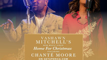 "VaShawn Mitchell Releases ""Home For Christmas"" Produced at Matrix Studios"