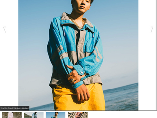 Clash Magazine Interviews Kris Wu for July 2018 Issue