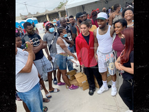 Tory Lanez Heads to Texas Border For Haitian Immigrant Relief