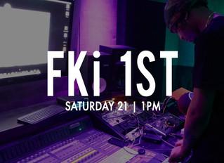 FKi 1st Joins ROLI at 2017 NAMM Show