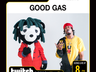 1$T x Good Gas Launch Weekly Twitch Stream With Mad Decent