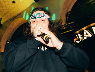 Ratchetón Performs with Feefa for the Jameson Bartenders Ball