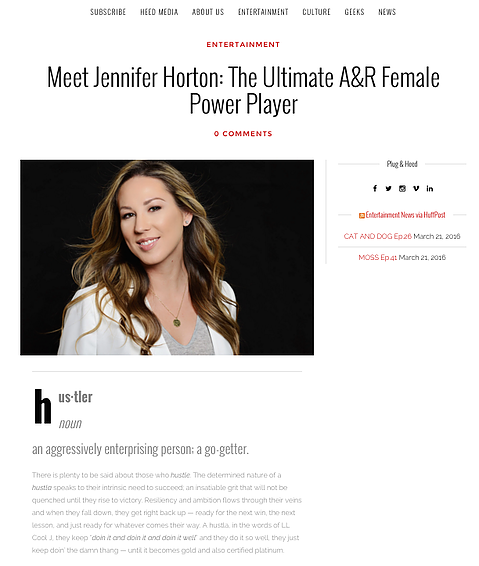 Heed Magazine