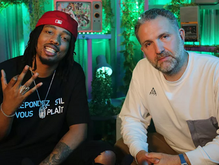 Merry Jane Sits Down with FKi 1st for   About That Time