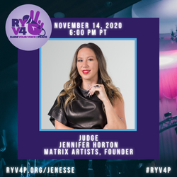 RYV4P Judge Jennifer Horton