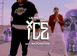 """Lil Mexico & Ratcheton Just Dropped Cold New Single """"ICE""""."""