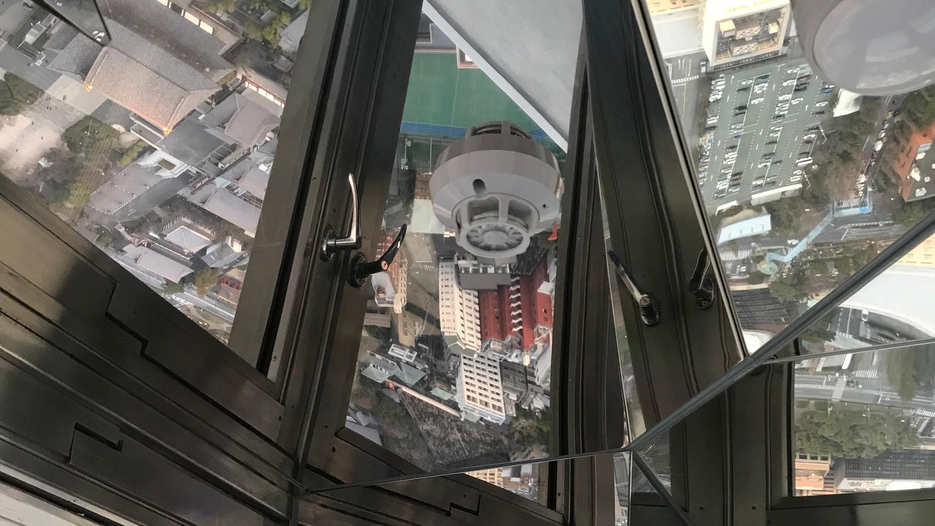 東京タワー トップデッキ