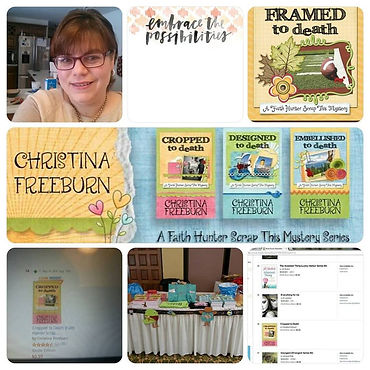 Christina Freeburn books