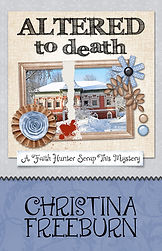 Altered to Death cover