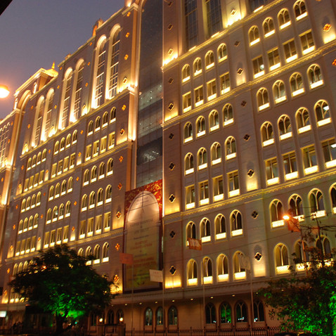 Saifee Hospital 1.8km from Hotel