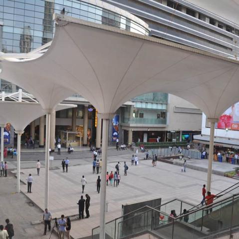 High Street Phoenix mall 4km from Hotel