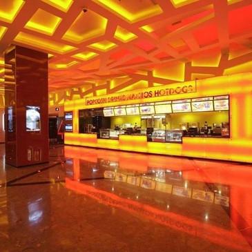 Metro Cinema 3.5km away from hotel