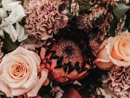 A unique way to preserve your wedding florals!