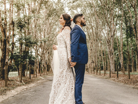 3 Things to do with your spouse on your wedding day