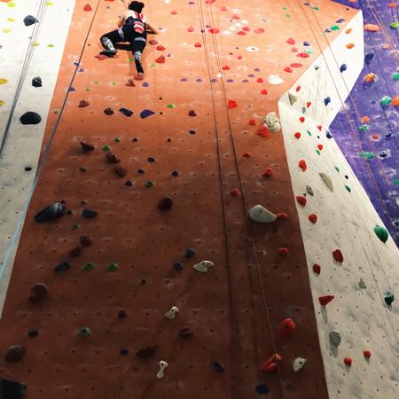 3 FOOT LOCKS FOR  ROPE CLIMBING