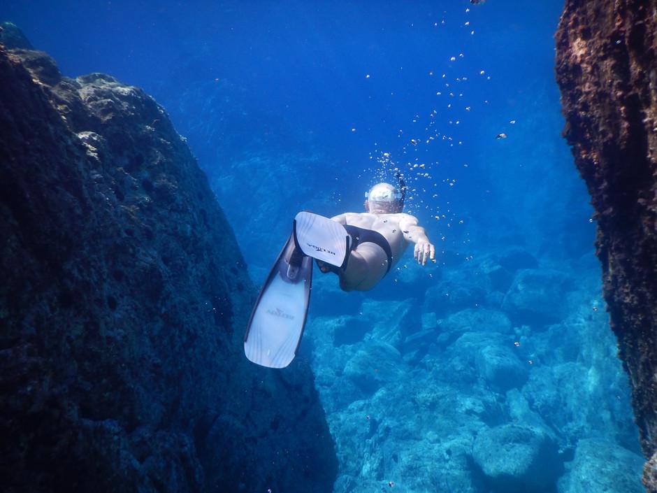 Performance Freediving International