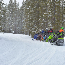 TOP 15 SNOWMOBILE TRAILS IN THE UNITED STATES