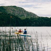 Whitewater Rafting Forward Stroke