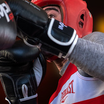 MENTAL TOUGHNESS IN COMBAT SPORTS