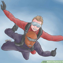 Getting Started in Skydiving