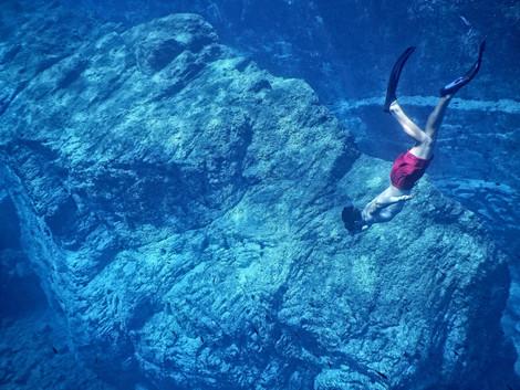 Scuba Schools International—Freediving