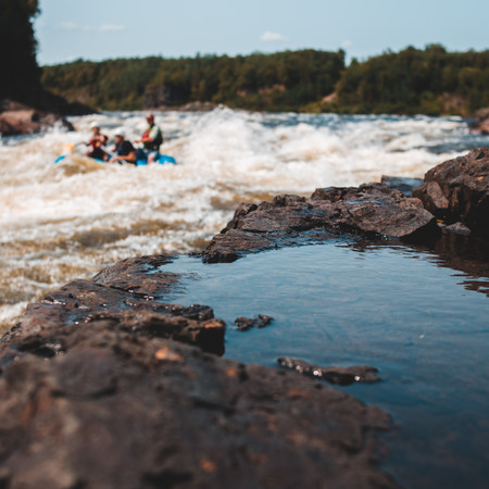 Whitewater Rafting Commands