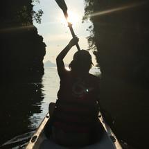 Kayak Paddle Strokes