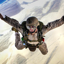 Jumping at a New Drop Zone