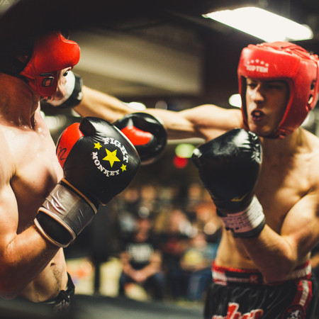 NUTRITION IN COMPETITVE COMBAT SPORTS