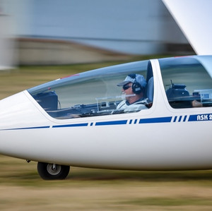 Thermal and Cross-Country Soaring Course