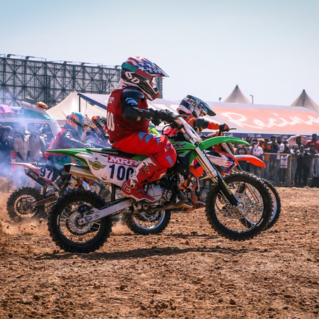 HOW TO START RIDING MOTOCROSS: THE SEVEN-STEP GUIDE