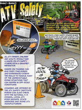 ATV Comics Vol1No5