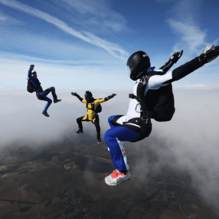 Basic Requirements To Skydive