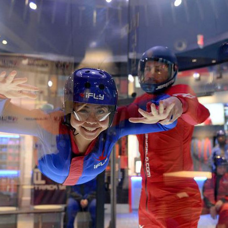 Indoor Skydiving in the United States
