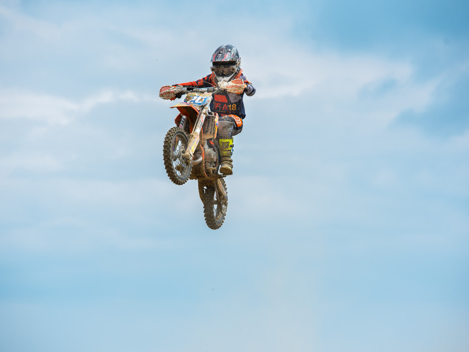 THE MOTORCYCLE SAFETY FOUNDATION (MSF) DIRT BIKE SCHOOL