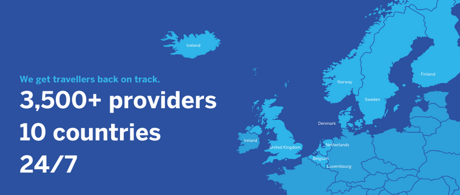 How Travel Support grew its assistance provider network in Europe.