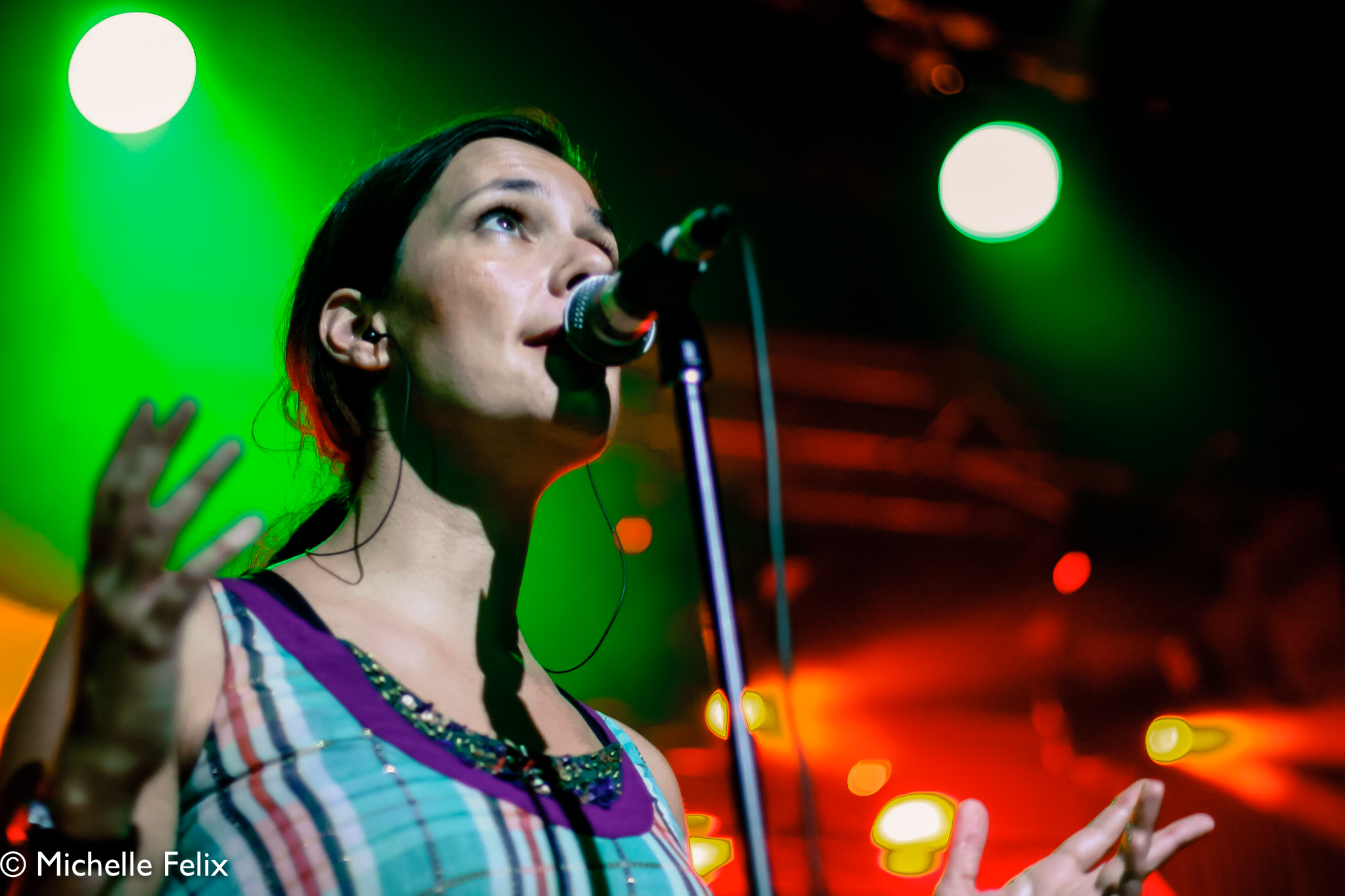 Lætitia Sadier of Stereolab