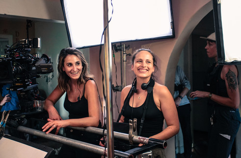 Lara Aquel and Jessica Mendez Siqueiros