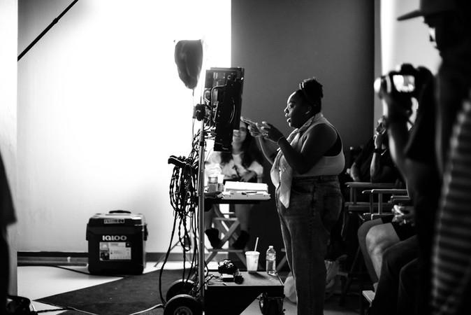 GIRLS ROOM Director Tiffany Johnson