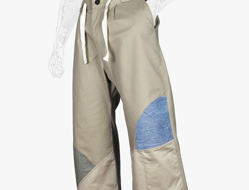 Looking At Tygerburg Hill - Wide Pants