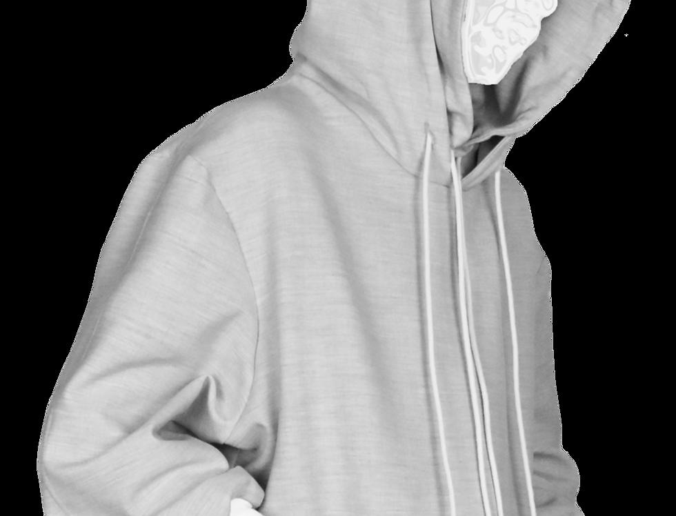 Double Hoodie (Grey)