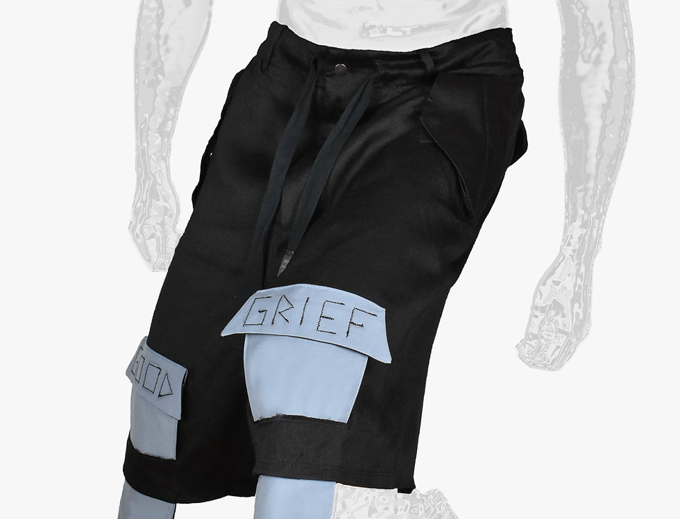 Growing Through The Grieving Process – Oversized Shorts