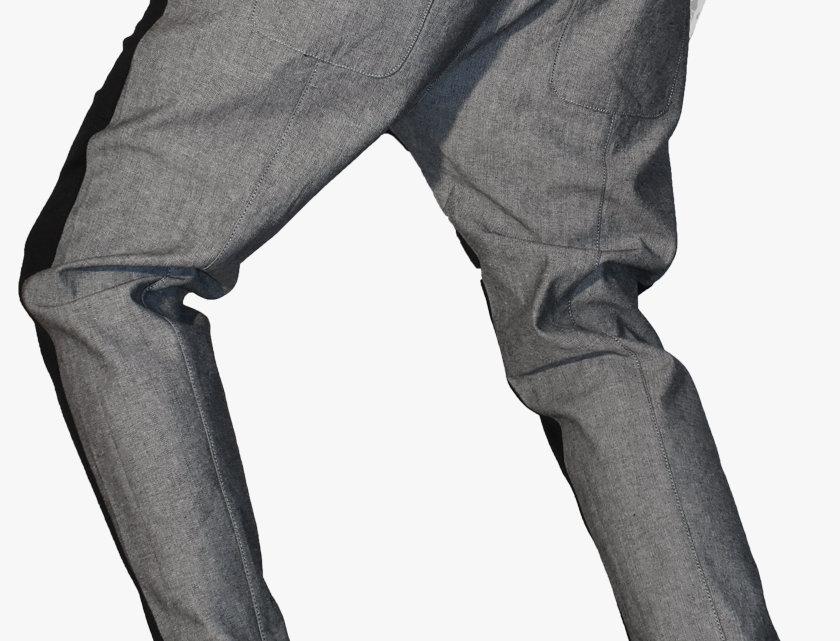 Slim-Tapered Pants