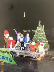 Christmas parade 1994