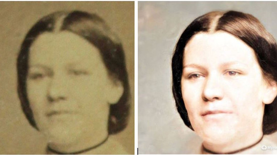 Photo Enhancer : Another awesome photographic tool from MyHeritage