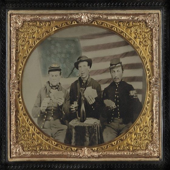 Free Access to American Civil War records at Fold3 until 18 July 2021
