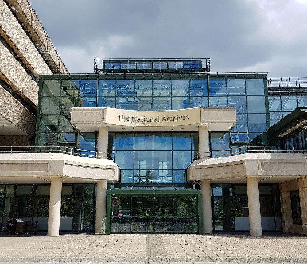 Picture of the National Archives in Kew, UK - YourFamilyGenealogist.com