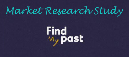 Get paid $100 for participating in Findmypast's market research study