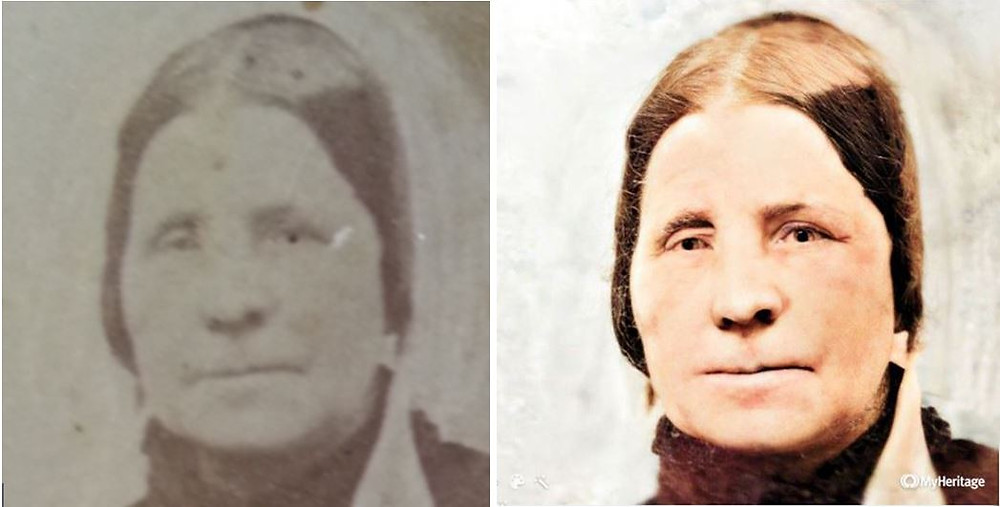Photo of Your Family Genealogist's 3xgreat grandmother