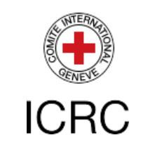 ICRC logo for blog article on war records for military and civilian participants in World Wars by Your Family Genealogist